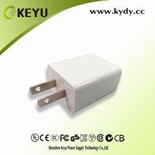 UK plug UL certificate holder 5V 1.5A ac power supply/dc power supply