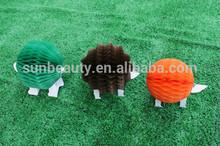 innovative and creative production honeycomb animal decoration