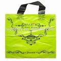 Caliente sellado de polietileno de alta densidad& polietileno de baja densidad de bolsas de plástico/manejar bolsa de la compra/alta cantidad