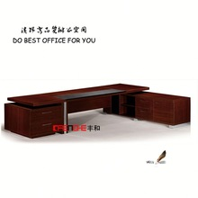 modern modern office secretary desk table office melamine desk DH103