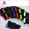 3 in 1 Rugged Combo Case & Belt Clip Holster Kickstand for iPhone 4s 4