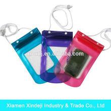 PVC Cellphone Bag Waterproof PVC Bag