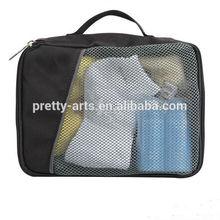 polyester mesh tote bath bag