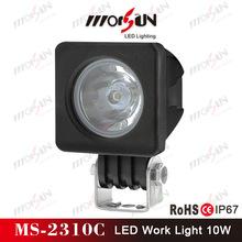 10W LED Work Light Off Road,4x4 Truck Headlights Car Accessories