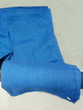 blue cotton operating room towel used for cleaning car to USA