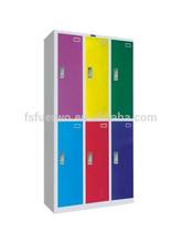 FEW-027 High Quality Grodrej Cupboard/6 Door Metal Locker