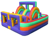 inflatable obstacle park,inflatable game obstacle,inflatable kids obstacle course