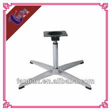 base in acciaio inox seggiovia girevole base gambe dei mobili
