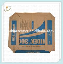 Chemical bag kraft paper,brown kraft paper valve bag