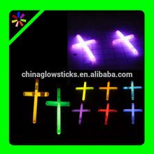 Glowing in the dark crucifix luminous cross
