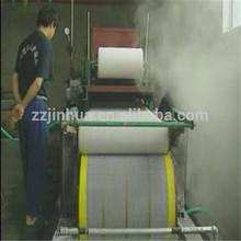 Small toilet tissue paper making machine,raw material for making toilet paper is waste paper or wood pulp