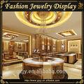 Magasins de meubles de luxe pour les bijoux d'affichage