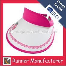 Wholesale sun visors summer visor