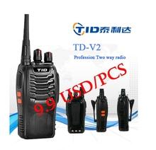 TD-V2 Police walkie talkie bfdx bf-3000 vhf/uhf duplex repeater