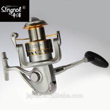 SF8000 Singnol 8 Ball Bearings 4.5:1 Soft handle Spinning Reel Fishing Reel Fishing Gear