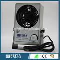 Antiestático de polvo eléctrico de escritorio ionizador de aire del ventilador, Dc Fan