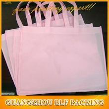 (BLF-NB314)blank non woven shopping bag
