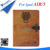 funny stand leather case cover for ipad mini