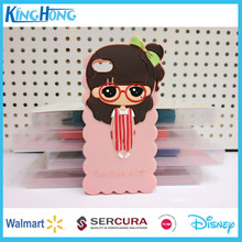 silk skin leather mobile phone case for iphone 5 5s
