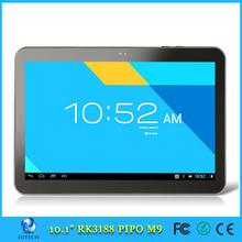PIPO M9 pro 32GB option 3G Rockchip RK3188 quad core tablet 10.1inch retina 1920*1200PX tablet