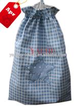 Personalised Handmade Laundry Bag