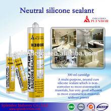 Neutral Silicone Sealant/ high quality silicone sealant/ cheap silicone sealant supplier/ roofing silicone sealant