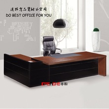 office table and file cabinet office manager desk furniture DH105