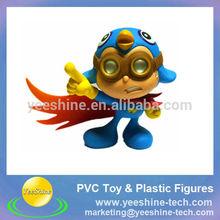 Fashional plastic custom made pvc figure toy with ICTI