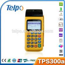 Telpo Wireless debitcard POS,debit card POS system, Wireless debitcard POS system TPS300a