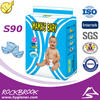 Good Quality Competitive Price Disposable Xxl Six Baby Diaper Manufacturer from China