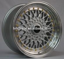 17 inch bbs rs aluminum alloy wheel replica