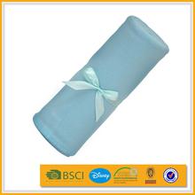 navy blue super soft double-sided velvet heavy duty house blanket