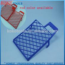 """4"""" 7"""" 9"""" construction decorative paint any color plastic grid"""
