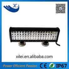 outdoor waterproof 168w auto quad row led light bar