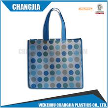 2014 Newest fashion reusable laminated pp non woven shopping bag