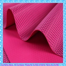 square extra thick wide yoga mat rubber 6mm