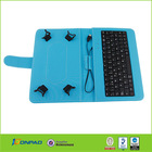 keyboard leather case cover for 8 inch tablet pc