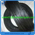 alambre de hierro negro