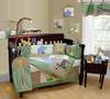 Cotton Embroidery 2014 european baby bedding set