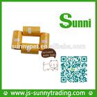 New design HDPE Disposable Biogradable pet dog grooming bags(HDPE material)