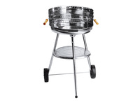 18'' /20'' stianless seel round bbq for party/garden