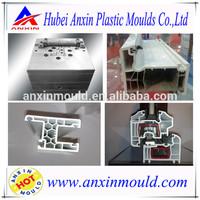 PVC plastic extrusion moulding/muld