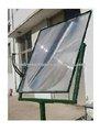 grande lentille de fresnel en plastique 1x1m concentrateur solaire