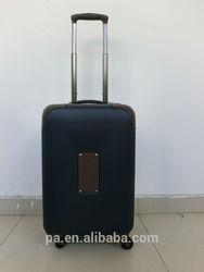 new designer high quality fashion trend polo trolley luggage