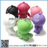 2014 top sale mini usb speaker , baby shape mini usb speaker for promotion gift