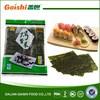 2014 new crop High quality Sushi Roasted Seaweed