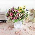 Venta al por mayor falso frescas cortadas secos flor de las flores de crisantemo( am- 88135671- 1)