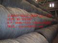 la barra de alambre de acero para la construcción