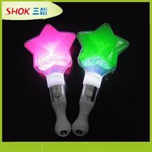 logo electric star glow stick