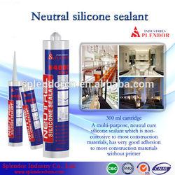 granite polymer Silicone Sealant/ rebar adhesive silicone sealant supplier/ metal silicone sealant